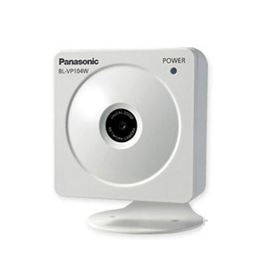 Panasonic BL-VP104WU 1.0 megapixel wireless network camera
