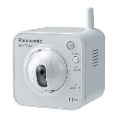 Panasonic BL-VT164W 1MP day/night wireless PTZ IP camera