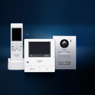 Panasonic Vl Swd501exuex Audio Video Or Keypad Entry
