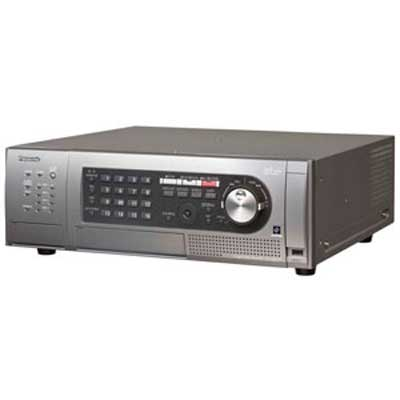 Panasonic WJ-HD616/8TB 16 channel H.264 digital disk recorder