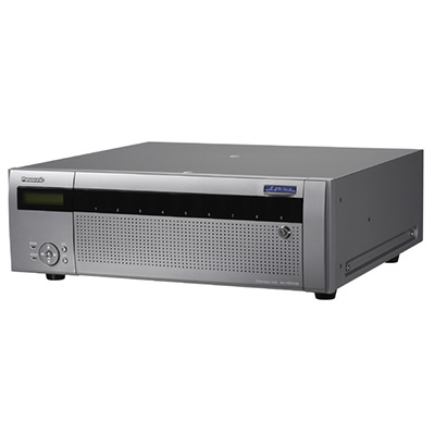 Panasonic WJ-HDE400 expansion bay