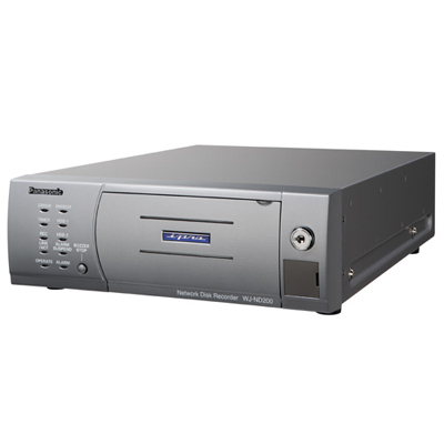 Panasonic's staggeringly small WJ-ND200 Network Disk Recorder