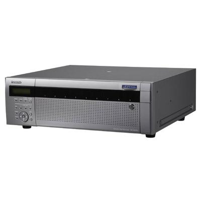Panasonic WJ-ND400/12TB i-Pro 64 channel 12 TB network video recorder