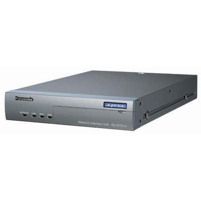 Panasonic showcased the future of security technology at IFSEC 2008 with its new megapixel line-up