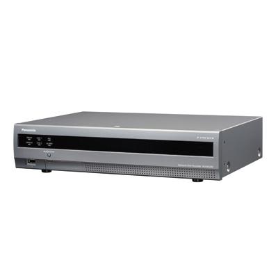 Panasonic WJ-NV200/3TB: A smarter, simpler network disk recorder