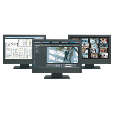 Panasonic WV-ASM200 monitoring software for multi-recorder site systems