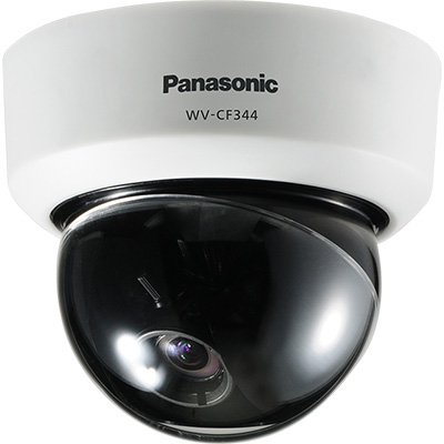 Panasonic WV-CF344E 650 TVL day/night fixed dome camera