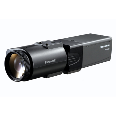 Panasonic WV-CL930 ultra high sensitive day/night CCTV camera with auto back focus