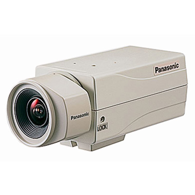 Panasonic WV-CP244 camera 1/3
