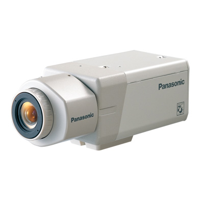 Panasonic WV-CP250 colour CCTV camera with 570 TVL