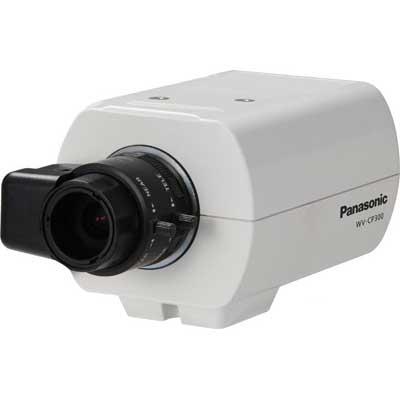 Panasonic WV-CP300 compact day / night camera