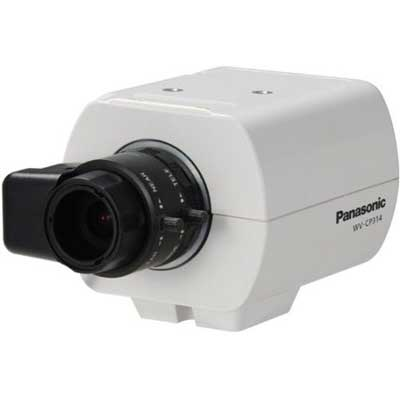 Panasonic WV-CP314 true day / night fixed camera