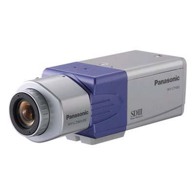 Panasonic WV-CP480 CCTV camera with 570 TVL