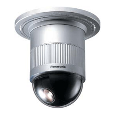 Panasonic WV-CS574 dome camera with digital-FLIP by memory