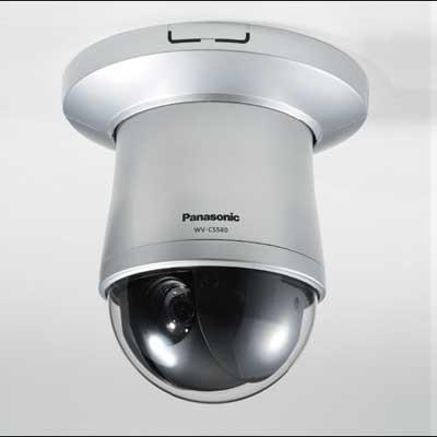 Panasonic WV-CS584 36x day/night dome camera