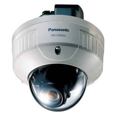 Panasonic WV-CW244F vandal proof colour camera with 480 TVL