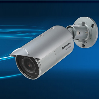 Panasonic WV-CW304L weather resistant IR LED day/night fixed camera