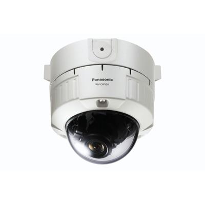 Panasonic WV-CW500 day/night dome camera with 700 TVL
