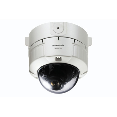 Panasonic WV-CW504S true day / night dome camera with 700 TVL
