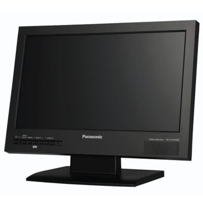 Panasonic WV-LW1900 CCTV monitor with ECO mode