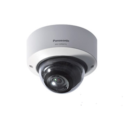 Panasonic WV-SFR611L 1.3 megapixel network camera with IR LED