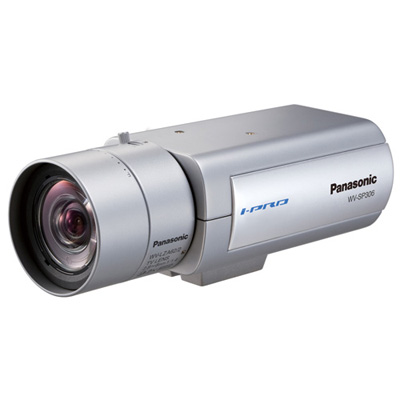Panasonic WV-SP305 HD Network CCTV Camera with PAL/NTSC signal mode