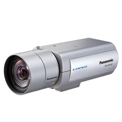 Panasonic WV-SP306E 1.3 megapixel true day/night network camera