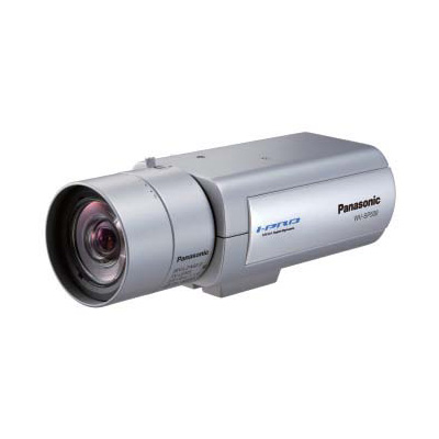Panasonic introduces the WV-SP509 full HD network camera