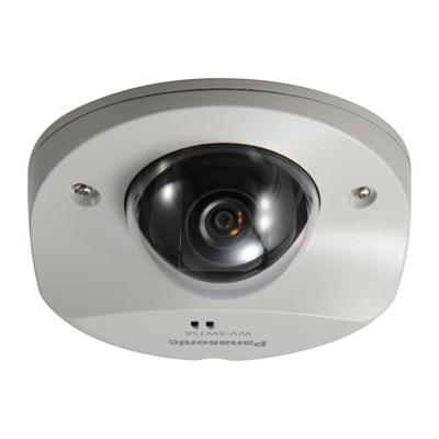 Panasonic WV-SW158 3.1MP Day/night Full HD IP Dome Camera