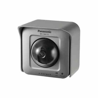 Panasonic WV-SW175 outdoor pan-tilting network camera