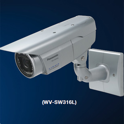 Panasonic WV-SW316LA 1.3 Megapixel HD Network Camera