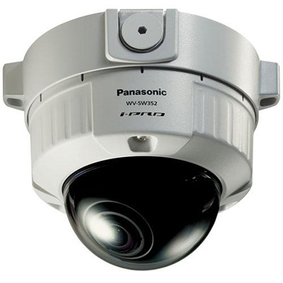 Panasonic WV-SW352E 1.3 megapixel fixed dome network camera