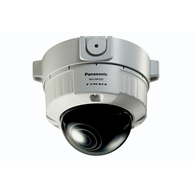 Panasonic WV-NW502 IP Dome camera Specifications | Panasonic IP Dome