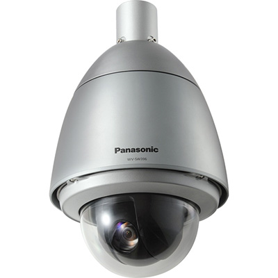 Panasonic WV-SW396A 1.3 megapixel weather resistant HD dome network camera