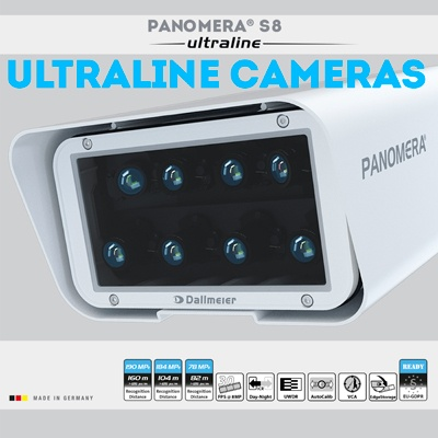 Dallmeier Panomera® S8 Ultraline