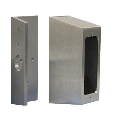 Parabit 100-00118 ACS-1-E collar for medium profile mullion installation