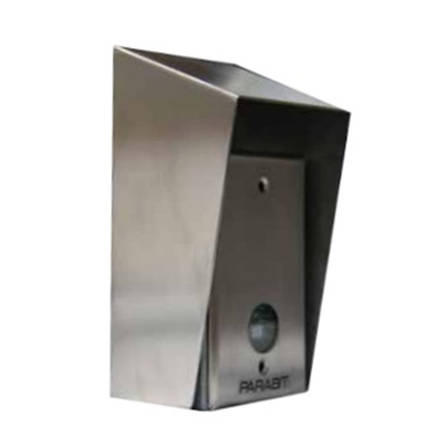 Parabit 100-00119 stainless steel hood for light monitor