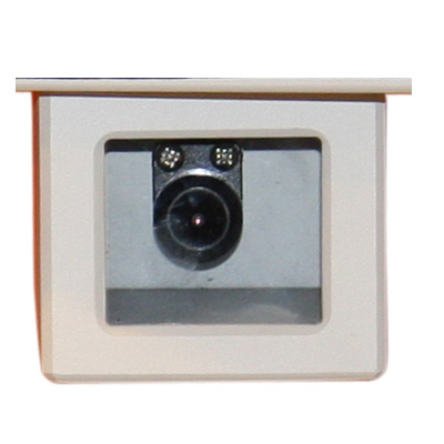 Parabit 400-10016 single drive-up CCTV camera housing