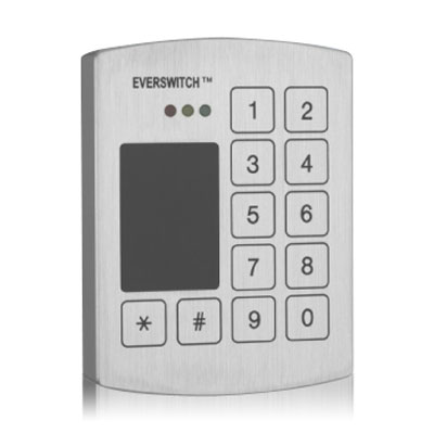 PCSC Anti-vandal Keypad with Proximity Reader