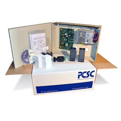 PCSC LiNC-Ez / NRX Kit professional access control solution