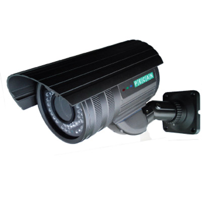 Pecan PC850HLT true day/night IP66 bullet camera with IRLEDs