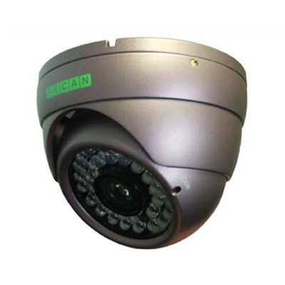 Pecan VRD130CMHVL vandal resistant external dome camera