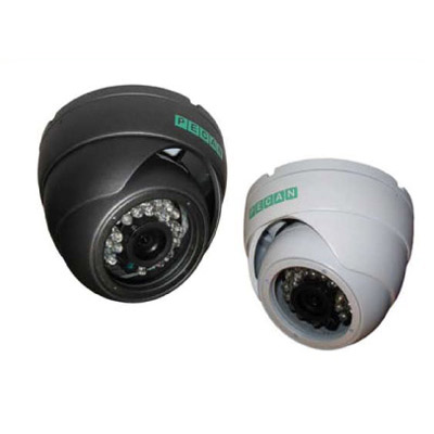 Pecan VRD90CML vandal dome with IR LEDs