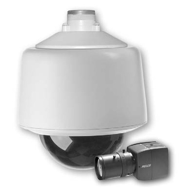 Pelco DF5KX-PG-E1-V21A fixed mount dome camera