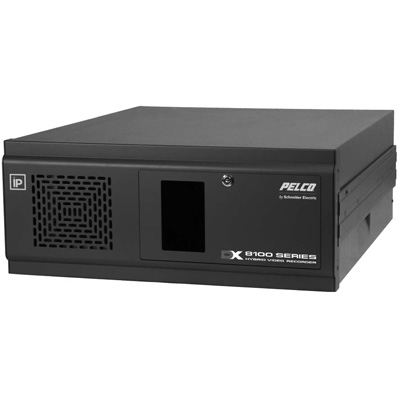 Pelco DX8108-1000 hybrid video recorder