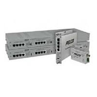 Pelco EC-3016ULPOE-R 16-port EthernetConnect UTP extender