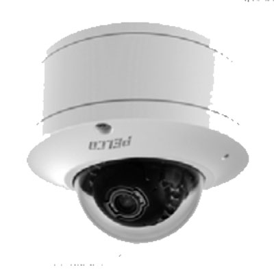 Pelco IME119-1ES 1MP colour monochrome mini IP dome camera
