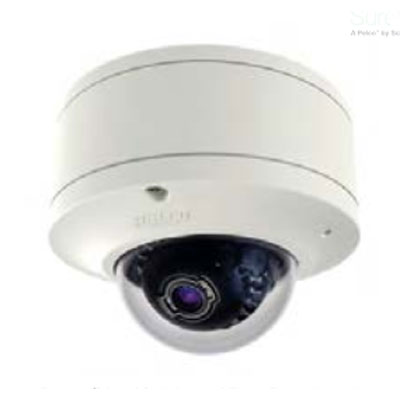 Pelco IMES19-1EP 0.5MP colour monochrome mini IP dome camera