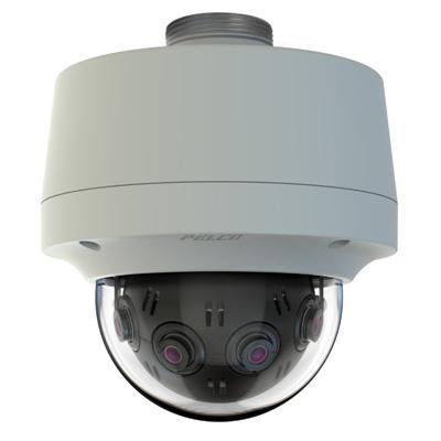 Pelco IMM12018-1P 12MP indoor mini IP dome camera