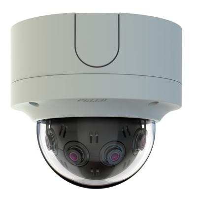 Pelco IMM12018-B1S 12MP indoor mini IP dome camera